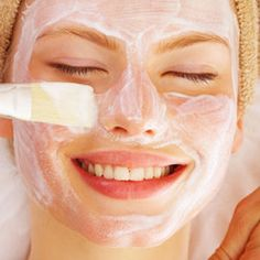 Beauty Tip: The Homemade Facial, Easy & Inexpensive. Honey for Best Facial recipe, Exfoliating Mask recipe, Match Mask to Your Skin Type ...great recipes!