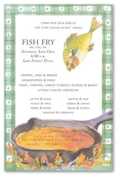 Fish fry side dishes recipes pinterest fish fry for Side dishes for fried fish