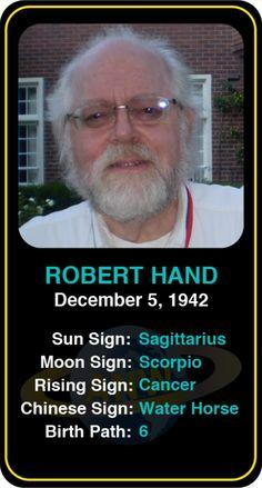 Celeb #Sagittarius birthdays: Robert Hand's astrology info! Sign up here to see more:https://www.astroconnects.com/galleries/celeb-birthday-gallery/sagittarius?start=60 #astrology #horoscope #zodiac #birthchart #natalchart #roberthand