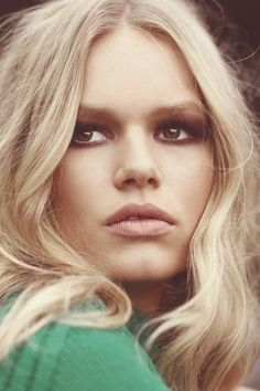 THE BABE: ANNA EWERS-Brigitte Bardot Resemblance and More - First American Magazine Cover - HarpersBAZAAR.com