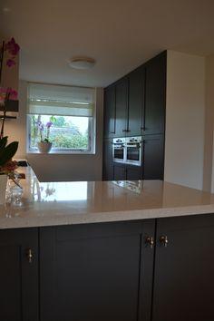 Ontwerp #Binnenkijken #Interieuradvies #keuken #kitchen #grijs #grey # ...