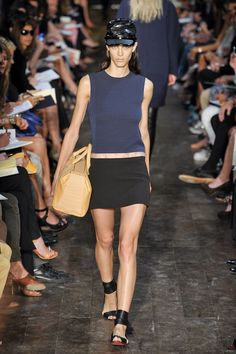 playing the field ~ Sporty fashion trend