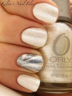 Orly Winter Wonderland. Lovve.  Pretty much need this shade.