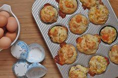 Breakfast Bake Ingredients 5 eggs 1/2 cup milk 16 oz refrigerated ...