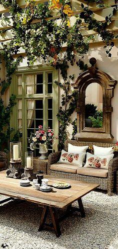 #Home. Fabulous Outdoor Room