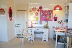 Craft Rooms And Offices Decorating Pinterest Craft Rooms Budget