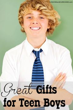 I'm not sure there is any harder age group to buy gifts for than teen boys. A gift certificate is always a great option, but sometimes we still want to see their excitement when they actually unwrap a real gift. We've rounded up a few surefire hits for teen boys that still keep gift giving fun. Great Gifts for Teens Boys. SunshineandHurricanes.com