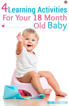 4 Learning Activities For Your 18 Month Old Baby