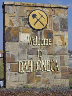 Welcome to Dahlonega, Georgia!