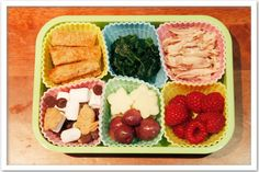 packed lunch for toddler