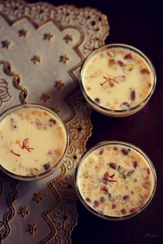 basundi recipe - quick and easy recipe of sweet thickened milk flavored with cardamom and dry fruits. step by step recipe.