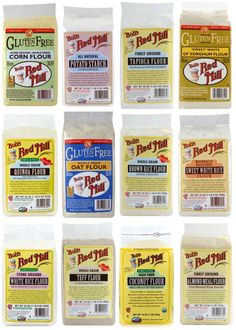 bob red mill packaging - Google Search