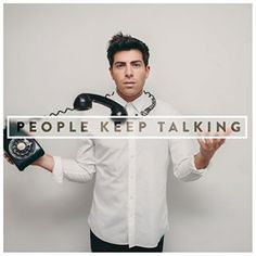 Hoodie Allen - People Keep Talking (2014)