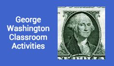 George Washington was born on February 22, 1732. Celebrate his birthday with classroom activities about the first U.S. President.  #PresidentsDay