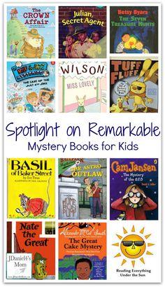 Spotlight on Remarkable Mystery For Kids