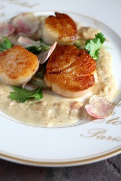 ... Scallops | Recipe | Pan Seared Scallops, Seared Scallops and Fennel