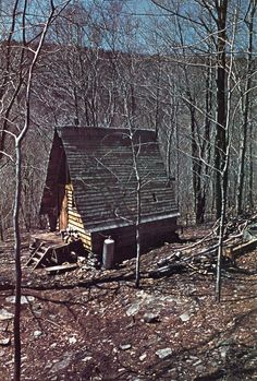 My dad 39 s new hunting shack maybe he 39 s taking it a little for Shack at hinkle farm