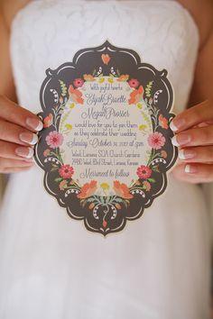 i love these invitations