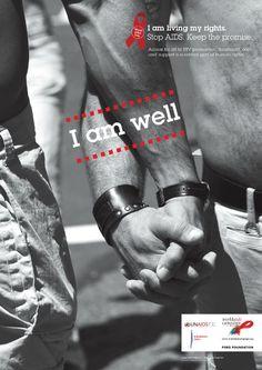 Australia 2009. World Aids Day.#AIDS #SafeSex #StopAIDS #HIV #Condom #Men #Women