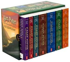 harry potter series.