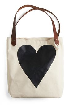 With All My Heart Tote, #ModCloth