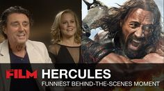 Hercules: Funniest On Set Behind The Scenes Moments