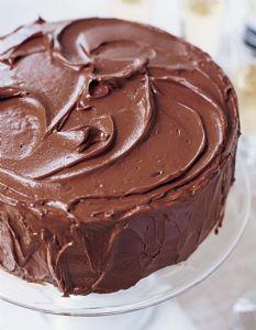 Barefoot Contessa - Chocolate Cake
