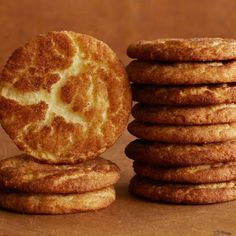 These are my ALL TIME fav cookie! can't wait to make them! Snickerdoodles (Trisha Yearwood)