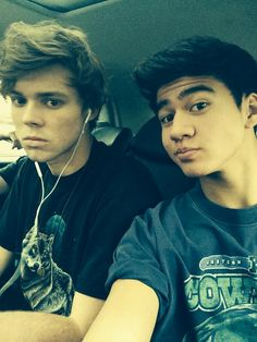 Cashton is adorable and that's a fact.