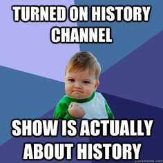 history channel memorial day mini series