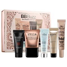 New at #Sephora: Sephora Favorites BB Buzz #makeup #giftsets #bbcreams