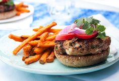 (Omit the bun for Phase 2) From our blog: These Spiced Turkey Burgers might just be the best we've ever had. FMD-er Sarah Kyllonen of St. Paul, Minn., won our reader recipe contest with this a couple of years ago, and we just keep coming back for more! Perfect for your July 4 cookout.