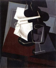 Juan Gris (1887-1927) Still Life on a Table, 1916