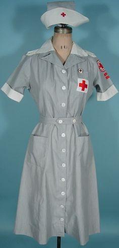 Nurse's uniform.