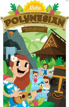 Ten Things You May Not Know About Disney's Polynesian Resort at Walt Disney World Resort