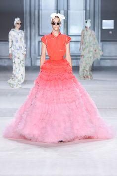 Giambattista Valli Fall 2014 Couture - Review - Vogue