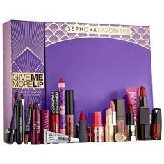 Sephora Favorites - Give Me More Lip #sephora