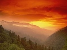 Smoky Mtns. Tennessee