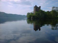 Loch Ness, Scotland.