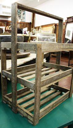 Handmade Primitive Tobacco Stick Wooden by SalvationTreasures