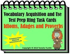 Adages and proverbs powerpoint
