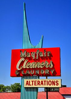 Cleaners on Independence Avenue, Kansas City, Mo.
