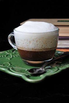 Top Shelf Cappuccino-bulletproof style