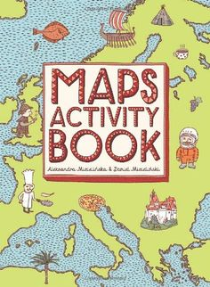 Maps Activity Bo...100 Cupboards Series
