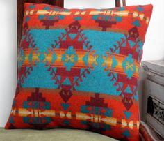Navajo Throw Pillow.