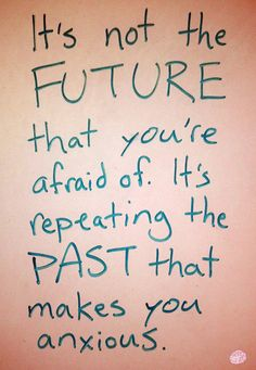 Fear. True story!
