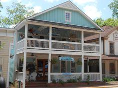 Back Porch Oyster Bar in Dahlonega, Georgia: A Restaurant Review