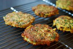Egg Foo Young-ish (Spinach, Egg, Ham, & Coconut) Pancakes (Paleo ...