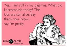 Love it! So true:)