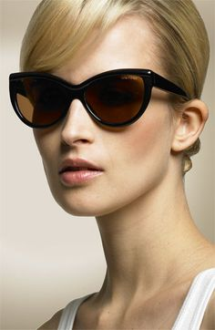 Sunglasses by Tom Ford.